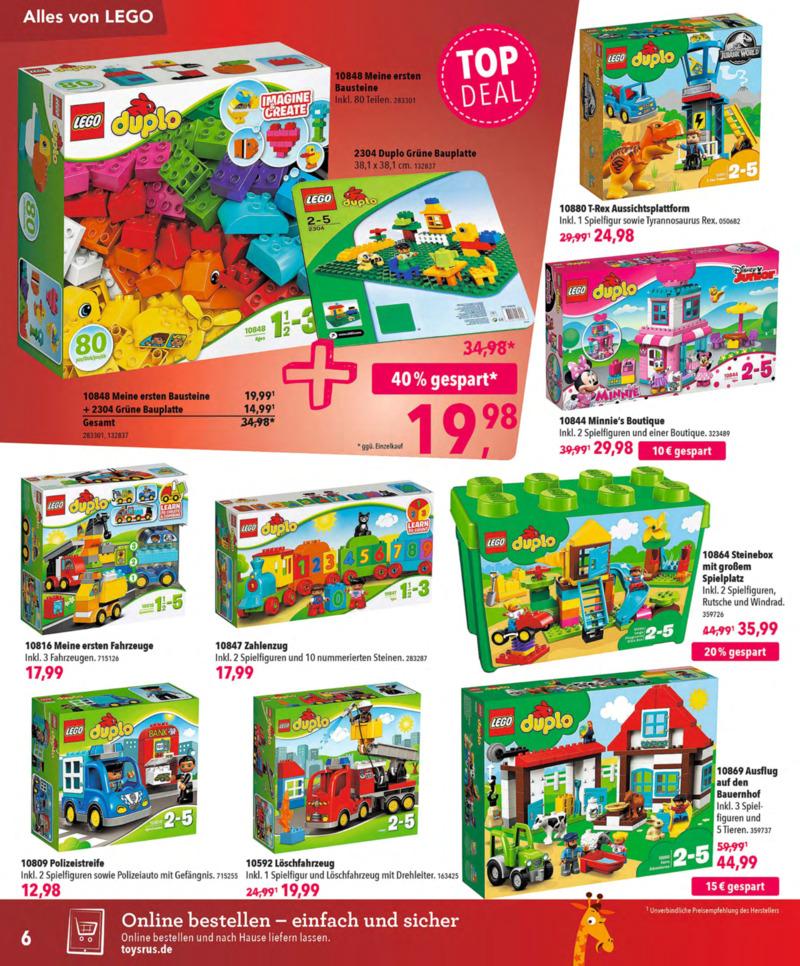 Toys'R'Us Prospekt vom 13.10.2018, Seite 5