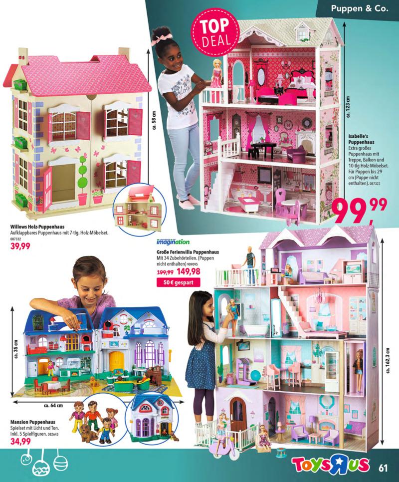 Toys'R'Us Prospekt vom 13.10.2018, Seite 60