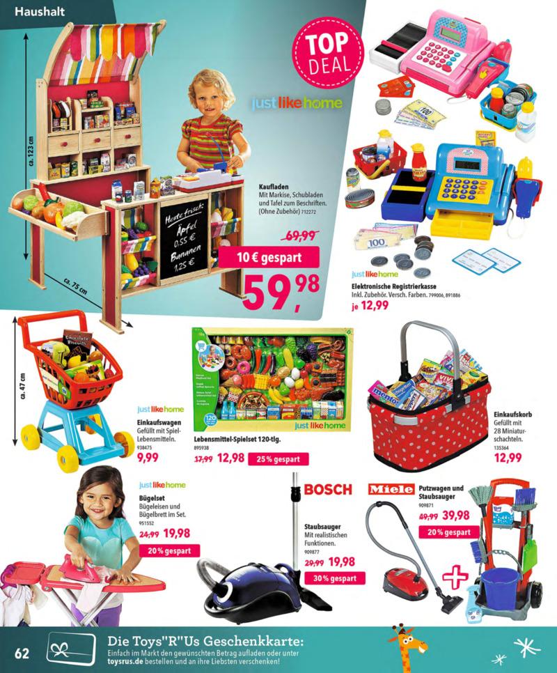 Toys'R'Us Prospekt vom 13.10.2018, Seite 61