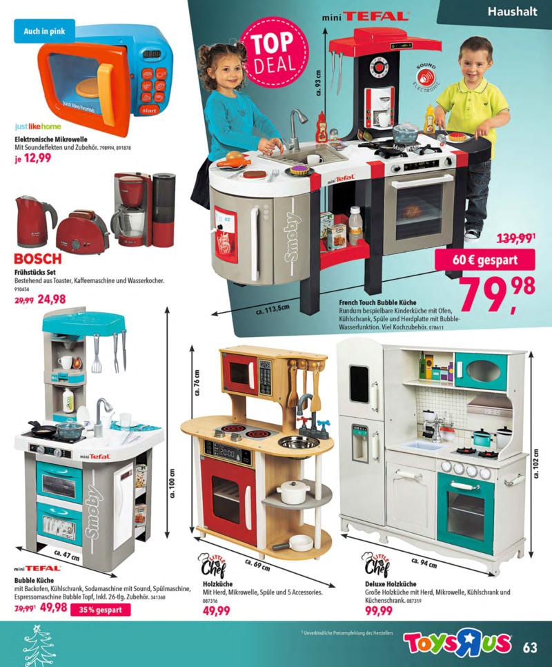 Toys'R'Us Prospekt vom 13.10.2018, Seite 62