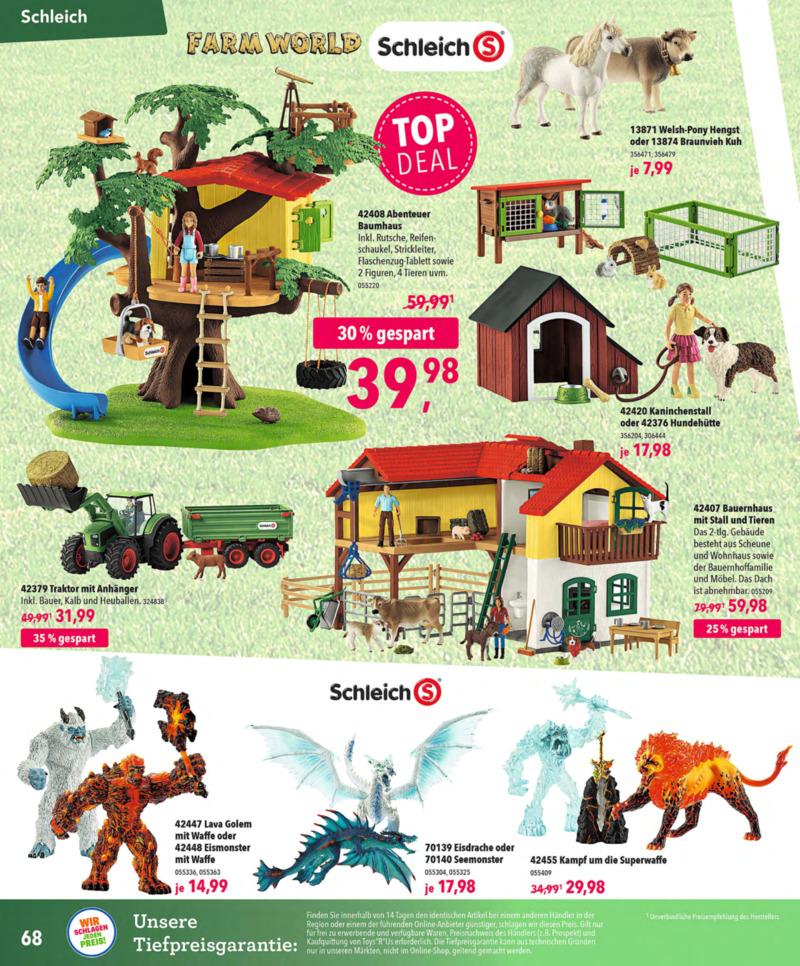 Toys'R'Us Prospekt vom 13.10.2018, Seite 67