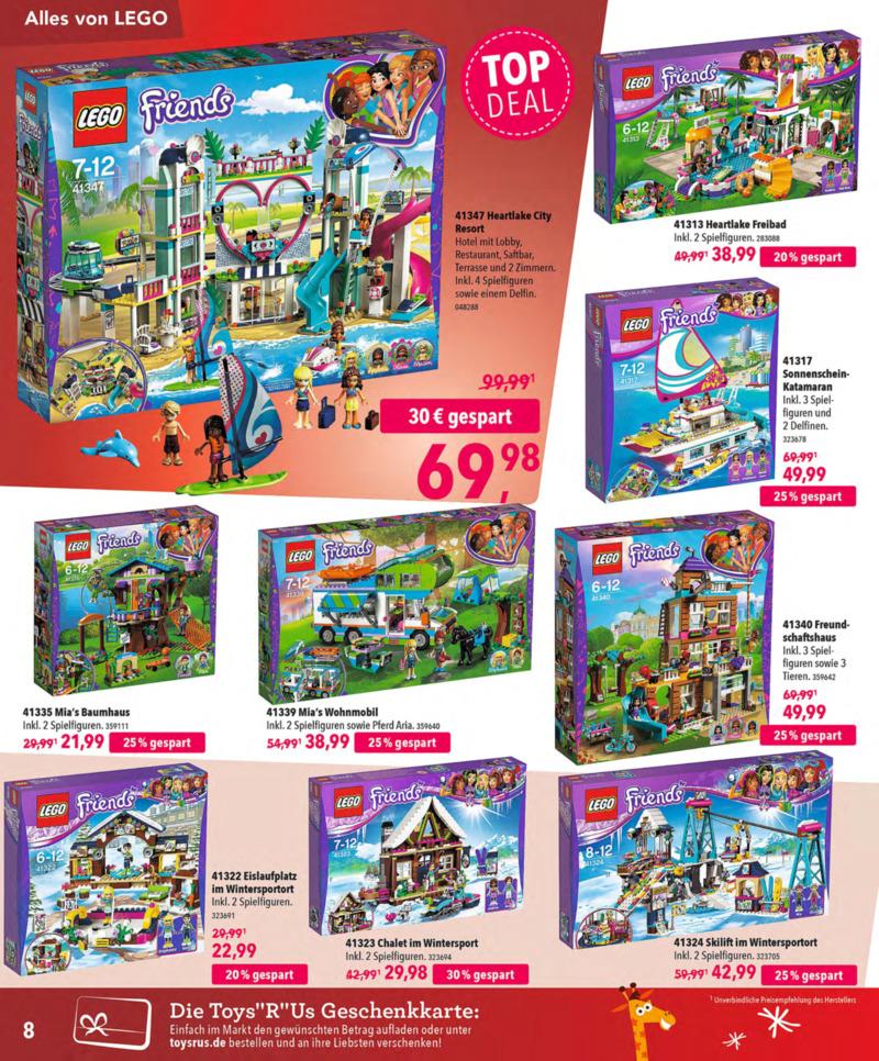Toys'R'Us Prospekt vom 13.10.2018, Seite 7