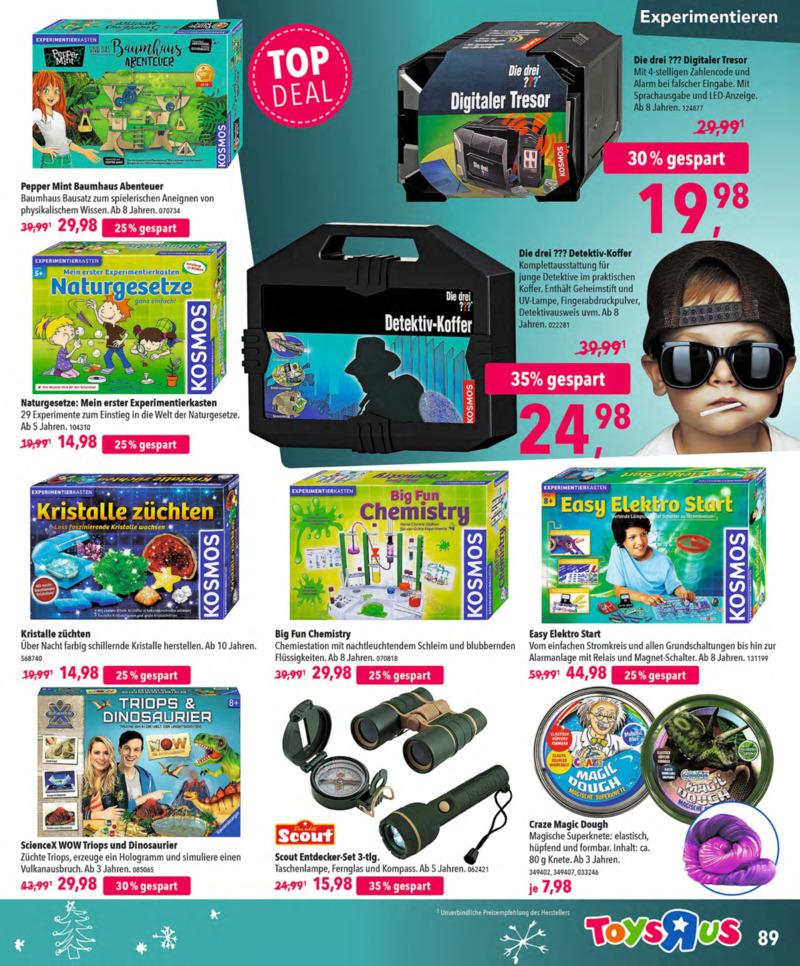 Toys'R'Us Prospekt vom 13.10.2018, Seite 88