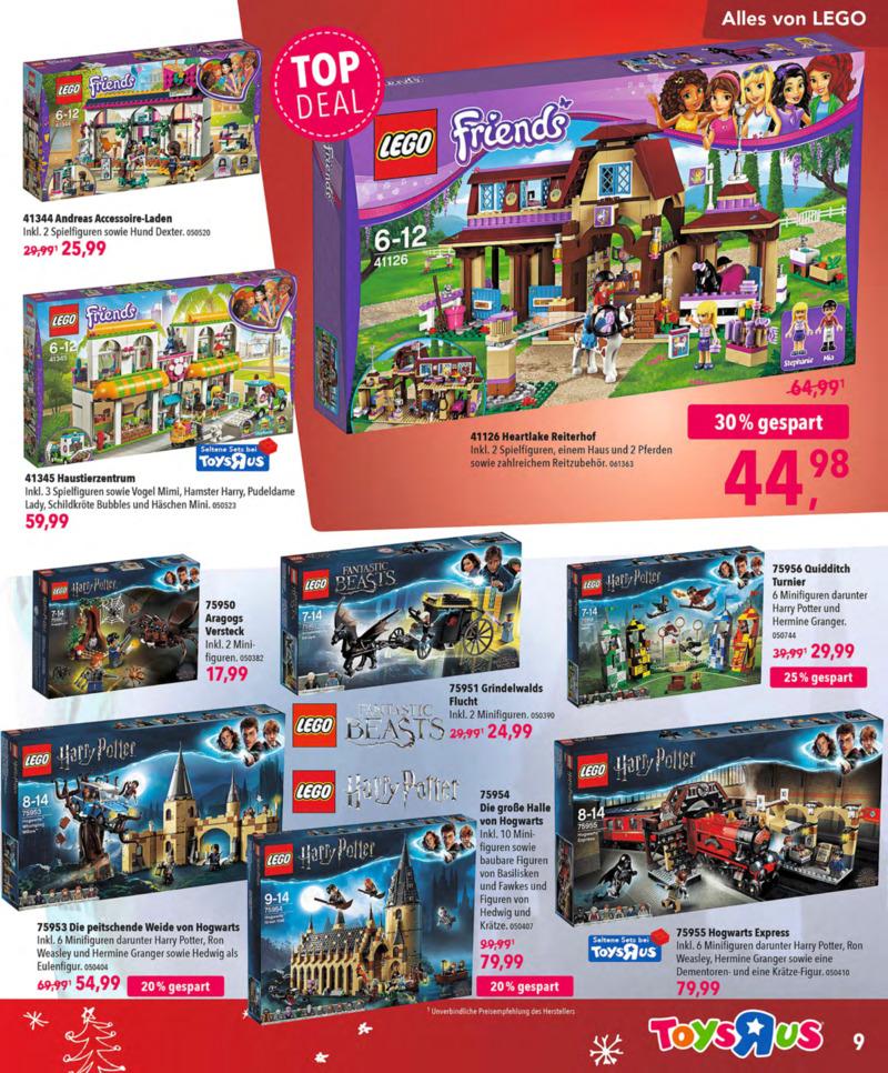 Toys'R'Us Prospekt vom 13.10.2018, Seite 8