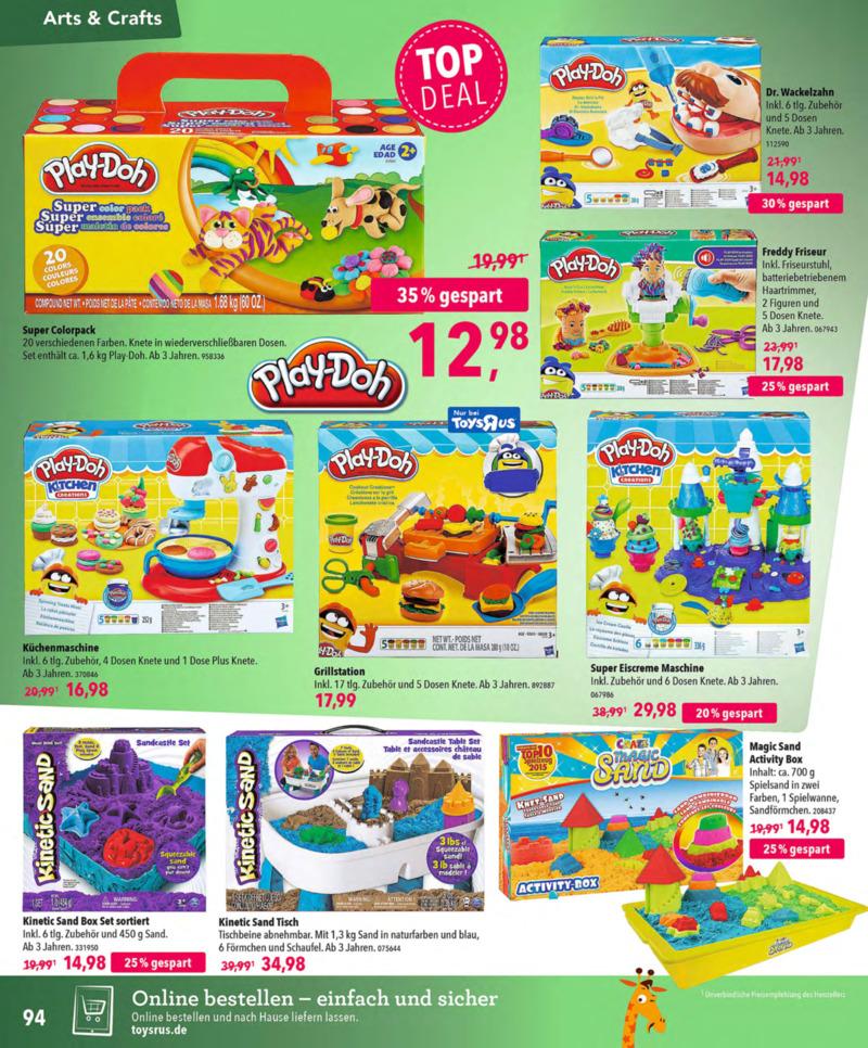Toys'R'Us Prospekt vom 13.10.2018, Seite 93
