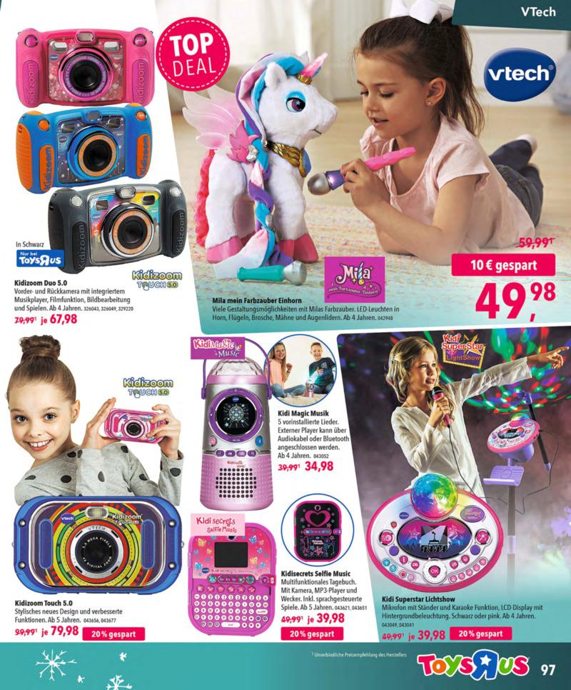Toys'R'Us Prospekt vom 13.10.2018, Seite 96