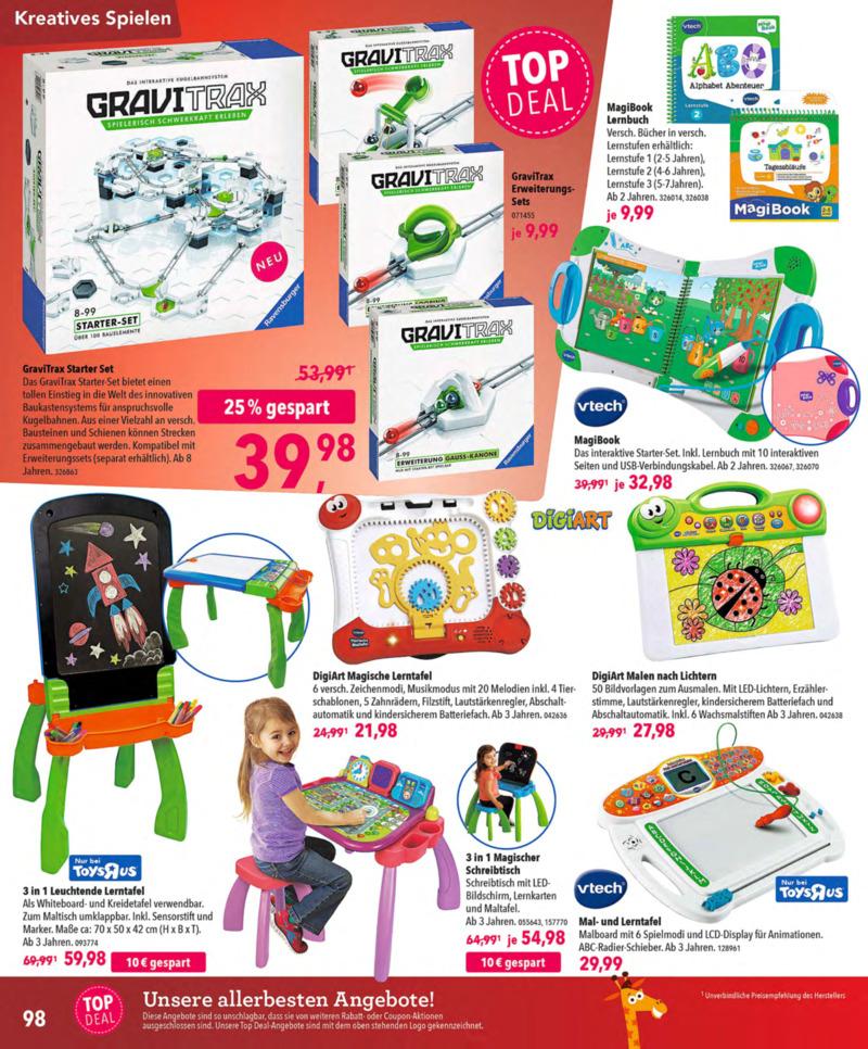 Toys'R'Us Prospekt vom 13.10.2018, Seite 97