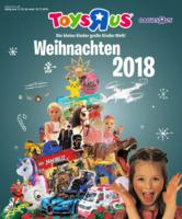 Toys'R'Us Prospekt vom 13.10.2018