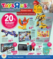 Toys'R'Us Prospekt vom 12.11.2018