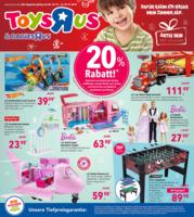 Toys'R'Us Prospekt vom 03.12.2018