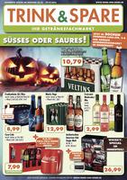 Trink & Spare Prospekt vom 24.10.2016