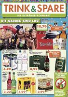 Trink & Spare Prospekt vom 20.02.2017
