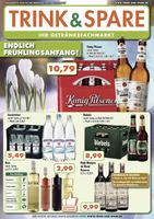 Trink & Spare Prospekt vom 20.03.2017