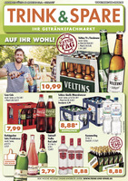 Trink & Spare Prospekt vom 22.05.2017