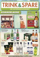 Trink & Spare Prospekt vom 24.07.2017
