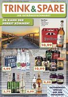 Trink & Spare Prospekt vom 18.09.2017