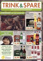 Trink & Spare Prospekt vom 20.11.2017