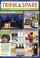Trink & Spare Prospekt vom 11.12.2017