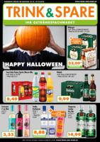 Trink & Spare Prospekt vom 22.10.2018
