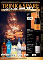 Trink & Spare Prospekt vom 19.11.2018
