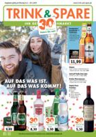Trink & Spare Prospekt vom 14.01.2019