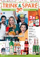 Trink & Spare Prospekt vom 28.01.2019