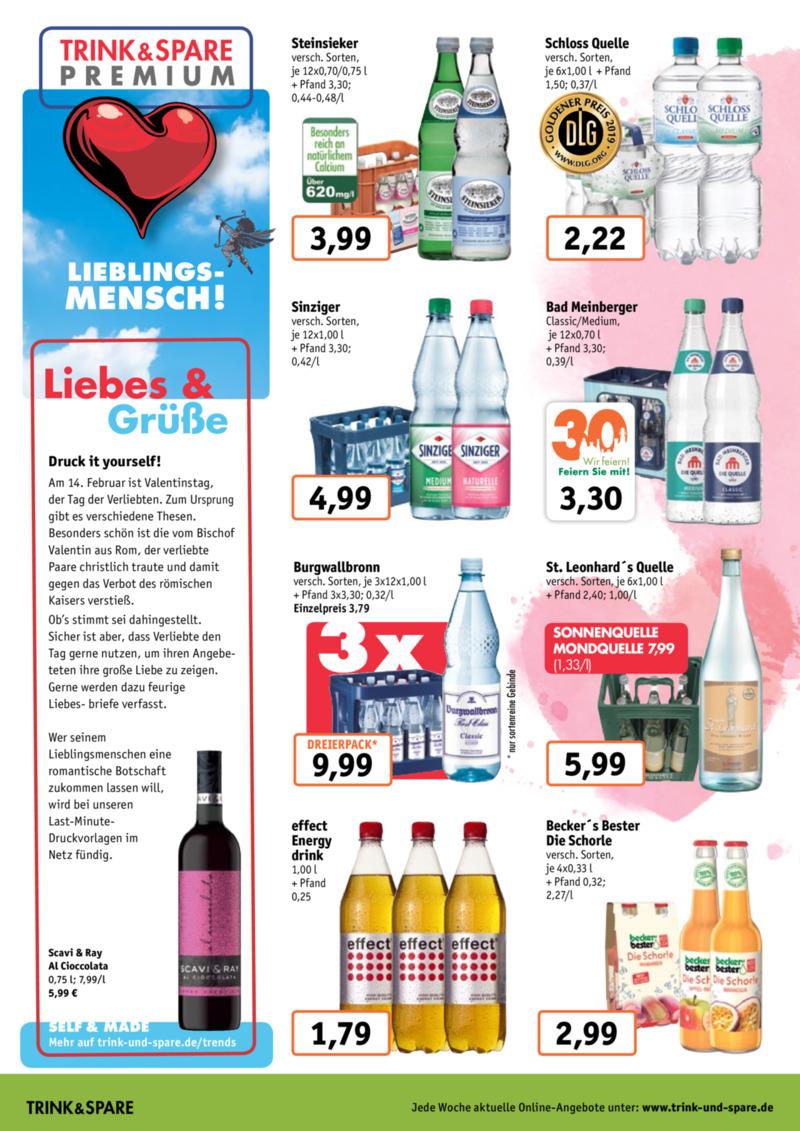 Trink & Spare Prospekt vom 11.02.2019, Seite 3