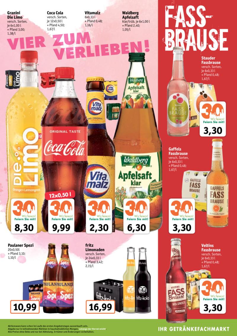 Trink & Spare Prospekt vom 11.02.2019, Seite 4