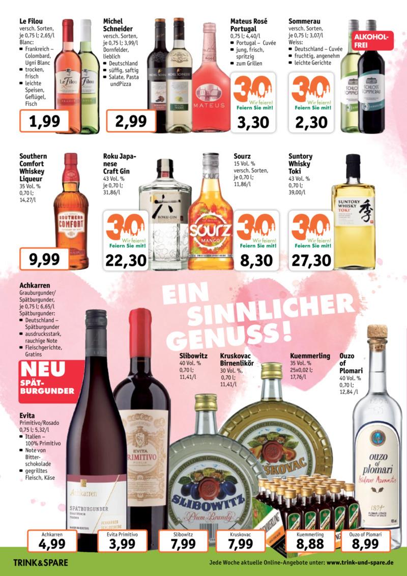 Trink & Spare Prospekt vom 11.02.2019, Seite 5
