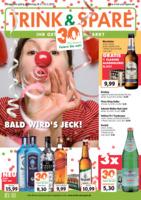Trink & Spare Prospekt vom 18.02.2019