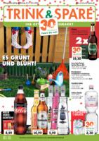 Trink & Spare Prospekt vom 25.03.2019