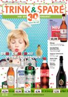 Trink & Spare Prospekt vom 08.04.2019