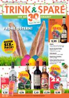 Trink & Spare Prospekt vom 15.04.2019