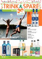 Trink & Spare Prospekt vom 15.07.2019