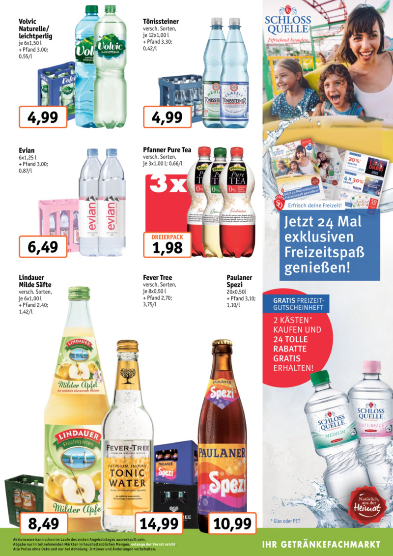Trink & Spare Prospekt vom 19.08.2019, Seite 4