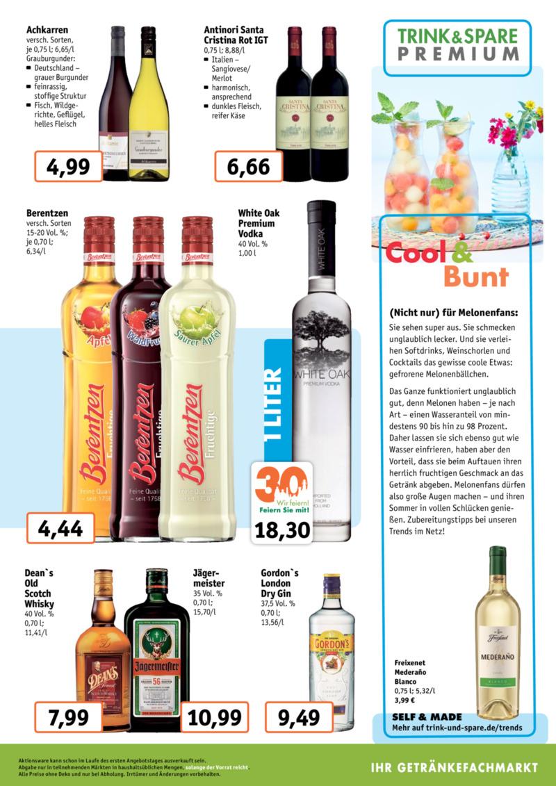 Trink & Spare Prospekt vom 19.08.2019, Seite 6