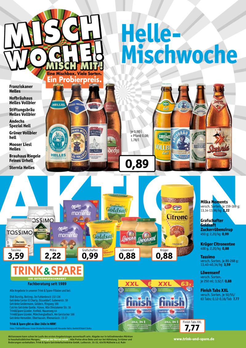 Trink & Spare Prospekt vom 19.08.2019, Seite 7