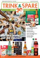 Trink & Spare Prospekt vom 14.10.2019