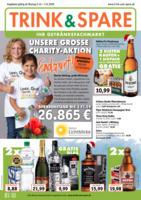 Trink & Spare Prospekt vom 02.12.2019