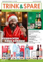 Trink & Spare Prospekt vom 09.12.2019
