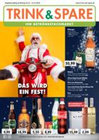 Trink & Spare Prospekt vom 16.12.2019
