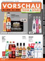 Trink & Spare Prospekt vom 20.01.2020
