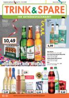 Trink & Spare Prospekt vom 17.02.2020