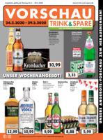 Trink & Spare Prospekt vom 24.02.2020