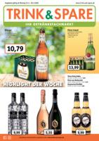 Trink & Spare Prospekt vom 23.03.2020