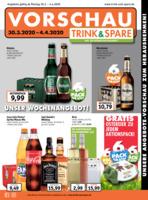 Trink & Spare Prospekt vom 30.03.2020