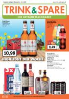 Trink & Spare Prospekt vom 06.04.2020