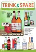 Trink & Spare Prospekt vom 25.05.2020