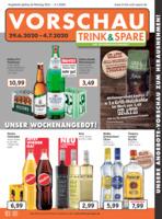 Trink & Spare Prospekt vom 29.06.2020