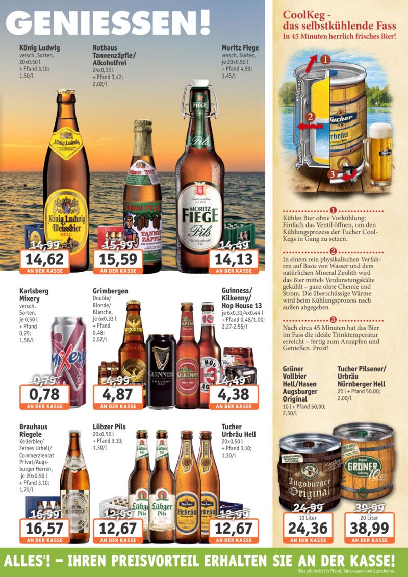 Trink & Spare Prospekt vom 06.07.2020, Seite 2